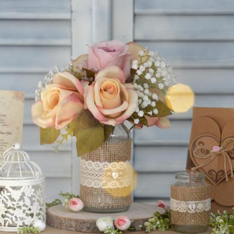 Esküvői dekoráció / kellékek